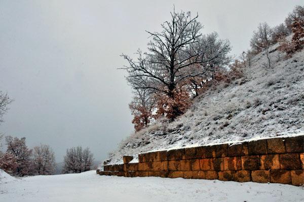 Тракийски култов храм с. Старосел
